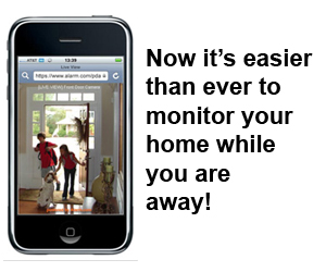 Cheap Home Surveillance by cellphone